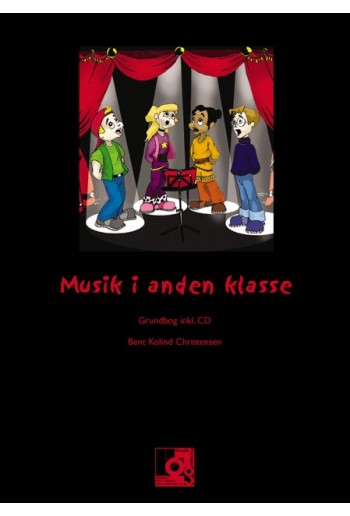 Musik i anden klasse (inklusiv 2 CD'er)