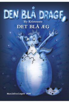 Den blå drage - Det blå æg